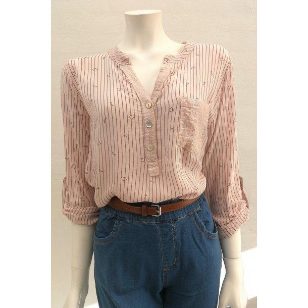Skjorte Bluse